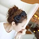 hesapli Kişiselleştirilmiş Yenilikçi Ürünler-Kadın's Zarif Kumaş Saç Bandı