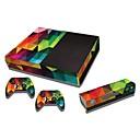 preiswerte Xbox One Zubehör-B-SKIN Aufkleber Für Xbox One . Neuartige Aufkleber PVC 1 pcs Einheit