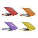 hesapli MacBook Kılıfları, Çantaları ve  Kapları-MacBook Kılıf Solid Plastik için MacBook Pro 15 inç / MacBook Pro, 13-inç