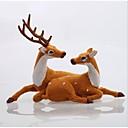 رخيصةأون أغطية أيفون-زينة عيد الميلاد رائعتين الحلي اثنين من الغزلان