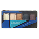 preiswerte Backzubehör & Geräte-5 Farben Lidschatten / Puder Auge Alltag Make-up / Smokey Makeup Bilden Kosmetikum
