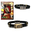 cheap Makeup & Nail Care-Jewelry Inspired by Naruto Cosplay Anime Cosplay Accessories Bracelet Alloy Men's New Halloween Costumes