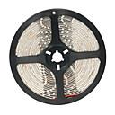 hesapli LED Şerit Işıklar-5m Esnek LED Şerit Işıklar 300 LED'ler 3528 SMD Sıcak Beyaz 12 V