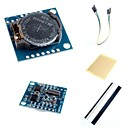 cheap Modules-I2C DS1307 Real Time Clock Module Tiny RTC 2560 UNO R3 and Accessories for Arduino
