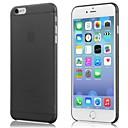ieftine Carcase iPhone-Maska Pentru Apple iPhone XS / iPhone XR / iPhone XS Max Ultra subțire Capac Spate Mată Greu PC