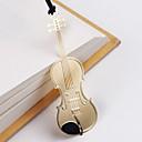 preiswerte Bürobedarf-Violine förmigen Edelstahl-Lesezeichen