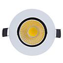 hesapli LED Gömme Işıklar-800-900lm 2G11 Gömme Işıklar Dödürülebilir 1 LED Boncuklar COB Kısılabilir Sıcak Beyaz / Serin Beyaz 220-240V