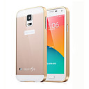 cheap Phone Mounts & Holders-Case For Samsung Galaxy Samsung Galaxy Case Other Back Cover Solid Color PC for S5