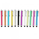 cheap Cell Phone Charms-Kinston® 12 X Universal Success Metal Stylus Touch Screen Pen Clip for iPhone/iPad/Samsung and other