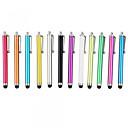 Недорогие Динамики-kinston® 12 х универсальный успех металлический стилус экран касания пера клип iphone / Ipad / Samsung и других