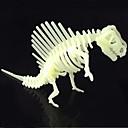 hesapli Küpeler-3D Yapbozlar Yapboz Dinozor Plastik ABS Genç Erkek Genç Kız Oyuncaklar Hediye
