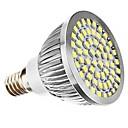 cheap LED Corn Lights-E14 7W(=Incan 60W) 60X2835SMD 700LM CRI>80 WarmWhite/White Light LED Spotlight Bulb AC110V /220V