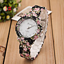 Buy Women's Fashion Printing Bohemia Quartz Hand Catenary Plastic Watch(Assorted Colors) Cool Watches Unique Strap Watch