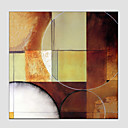 ieftine HID & Becuri cu Halogen-Imprimeu Imprimate în rulouri de pânză - Abstract Modern Stil European Tablouri de artă