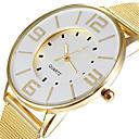 preiswerte Armbänder-Damen Armbanduhr Armbanduhren für den Alltag Legierung Band Freizeit / Modisch / Elegant Gold / Ein Jahr