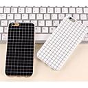 رخيصةأون أغطية أيفون-غطاء من أجل Apple إفون 8 iPhone 8 Plus iPhone 6 iPhone 6 Plus iPhone 7 Plus iPhone 7 نموذج غطاء خلفي نموذج هندسي ناعم TPU إلى iPhone 8