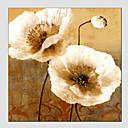 رخيصةأون رسمات-الطباعة يطبع قماش يلف - الأزهار / النباتية الحديث الطراز الأوروبي المطبوعات الفنية