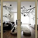 hesapli Dekorasyon Etiketleri-Hayvan Çağdaş Kapı Çıkartması Malzeme pencere Dekorasyonu Yemek Odası Yatakodası Ofis Çocuk Odası Oturma Odası Banyo Dükkanı / Kafe Mutfak