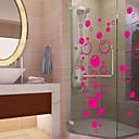 cheap Math Toys-Geometric Contemporary Window Sticker, PVC/Vinyl Material Window Decoration Dining Room Bedroom Office Kids Room Living Room Bath Room