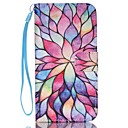 cheap HDMI Cables-Case For Samsung Galaxy Samsung Galaxy Case Wallet / Card Holder / with Stand Full Body Cases Flower PU Leather for S8 Plus / S8 / S7 edge