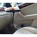 hesapli Cellphone & Device Holders-2015 yeni otomobil malzemeleri araba büyük bilgisayar masası çok fonksiyonlu yemek masa yaratıcı destek plakası (siyah, beyaz)