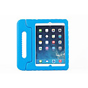 hesapli iPad Kılıfları/Kapakları-Pouzdro Uyumluluk Apple Şoka Dayanıklı Tam Kaplama Kılıf Solid Yumuşak EVA için iPad Mini 3/2/1 / Apple iPad
