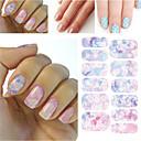 preiswerte Make-up & Nagelpflege-- Finger - 3D Nails Nagelaufkleber / Nail Schmuck - PVC - 1pcs Stück - 145*75mm cm