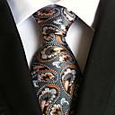 preiswerte Krawatten-Herrn Party / Büro / Grundlegend Hals-Binder - Druck Grafik