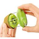preiswerte Utensilien für Früchte & Gemüse-Neuheit Kiwis Slicer Skinner Stripper Kiwis Teiler Farbe nach dem Zufall