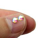 Χαμηλού Κόστους Μακιγιάζ και περιποίηση νυχιών-1000 Κοσμήματα νυχιών Κλασσικό Πανκ Καθημερινά Κλασσικό Πανκ Υψηλή ποιότητα
