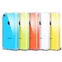 hesapli iPhone SE/5s/5c/5 İçin Ekran Koruyucular-Pouzdro Uyumluluk iPhone 5C Apple Arka Kapak Yumuşak TPU için iPhone 5c