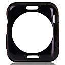 preiswerte Zubehör für GoPro-Mode TPU weiche Fallabdeckung und gehärtetem Glas-Schutzfolie für iwatch 38mm / 42mm