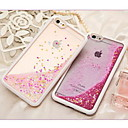 abordables Coques d'iPhone-Coque Pour Apple iPhone 6 Plus / iPhone 6 Liquide Coque Brillant Flexible TPU pour iPhone 6s Plus / iPhone 6s / iPhone 6 Plus
