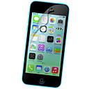 hesapli iPhone SE/5s/5c/5 İçin Ekran Koruyucular-Ekran Koruyucu Apple için iPhone 6s iPhone 6 iPhone SE/5s 10 parça Ön Ekran Koruyucu Yüksek Tanımlama (HD)