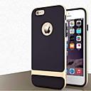 hesapli Meyve ve Sebze Araçları-Pouzdro Uyumluluk Apple iPhone 6 iPhone 6 Plus Ultra İnce Arka Kapak Tek Renk Yumuşak TPU için iPhone 6s Plus iPhone 6s iPhone 6 Plus