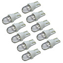 abordables Intermitentes para Coche-YouOKLight 10pcs T10 Coche Bombillas LED Dip 60lm Luz de Intermitente For Universal