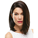cheap Makeup & Nail Care-Synthetic Wig Straight Style Capless Wig Brown Brown Synthetic Hair Women's Brown Wig Medium Length Halloween Wig