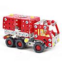voordelige Displaymodellen-3D-puzzels Houten puzzels Metalen puzzels Vrachtwagen Metaal Jongens Meisjes Speeltjes Geschenk
