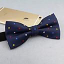 hesapli Erkek Kravatları ve Papyonları-Diğer Vintage Sevimli Parti İş Günlük Mavi Other Yılbaşı Hediyeleri Düğün Tie Bar
