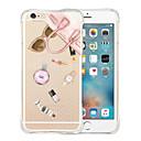 hesapli iPhone Kılıfları-Pouzdro Uyumluluk Apple iPhone 6 Plus / iPhone 6 Temalı Arka Kapak Karton Yumuşak Silikon için iPhone 6s Plus / iPhone 6s / iPhone 6 Plus