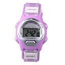 baratos Relógios Femininos-Relógio Esportivo Relogio digital Digital Relógio Casual Tecido Banda Digital Amuleto Fashion Azul / Roxa - Roxo Azul