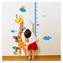 رخيصةأون مشدات-حيوانات الناس حياة هادئة ملصقات الحائط لواصق حائط الطائرة لواصق المرتفعات, PVC تصميم ديكور المنزل جدار مائي جدار