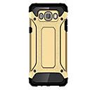 저렴한 갤럭시 J 시리즈 케이스 / 커버-케이스 제품 Samsung Galaxy 삼성 갤럭시 케이스 충격방지 뒷면 커버 갑옷 PC 용 J5 (2016) J1 2015