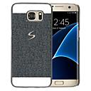 voordelige Galaxy Note-serie hoesjes / covers-hoesje Voor Samsung Galaxy Patroon Achterkant Glitterglans Hard PC voor Note 5 Note 4 Note 3 Grand Prime Core Prime