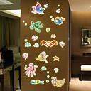 저렴한 장식 스티커-동물 벽 스티커 플레인 월스티커 데코레이티브 월 스티커, 비닐 홈 장식 벽 데칼 벽