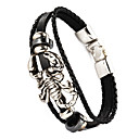 Buy Jewelry Inspired Cosplay Anime Accessories Bracelet Black / Brown Male Female