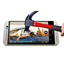 hesapli Nokia İçin Ekran Koruyucuları-Ekran Koruyucu HTC için HTC One M8 Temperli Cam 1 parça Yüksek Tanımlama (HD)