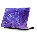 Χαμηλού Κόστους Θήκες iPhone-MacBook Θήκη Ελαιογραφία Πλαστική ύλη για MacBook Air 13 ιντσών / MacBook Air 11 ιντσών