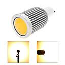 hesapli Küpeler-3000-3500/6000-6500lm GU10 LED Spot Işıkları MR16 1 LED Boncuklar COB Kısılabilir Sıcak Beyaz / Serin Beyaz 110-130V / 220-240V