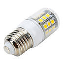 hesapli LED Mısır Işıklar-400-500 lm E26/E27 LED Mısır Işıklar B 31 led SMD 5050 Dekorotif Sıcak Beyaz AC 220-240V
